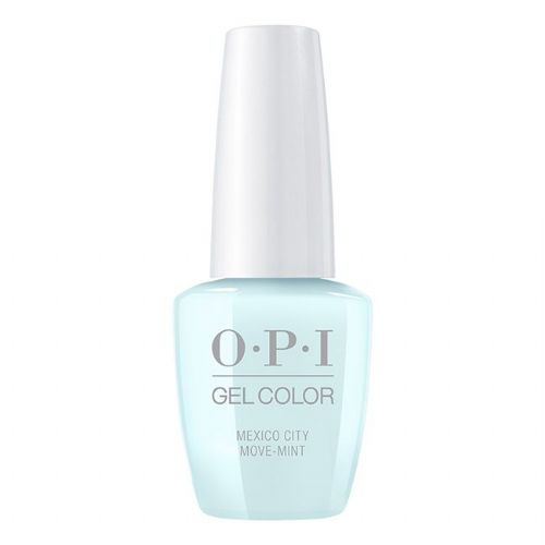 OPI Gelcolor Mexico City Move-Mint